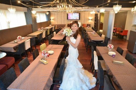 ウエディングホール名古屋駅【Wedding Hall】で結婚式二次会 - ぐるなびウエディング