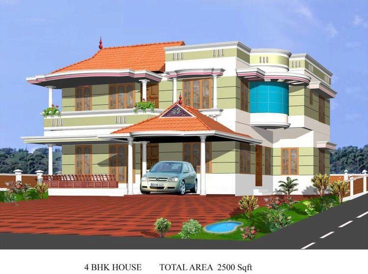 4 BHK House