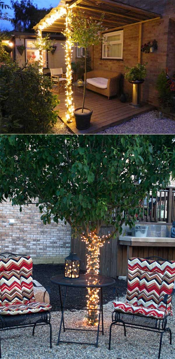 The Best 21 Diy Lighting Ideas For Summer Patio And Yard With