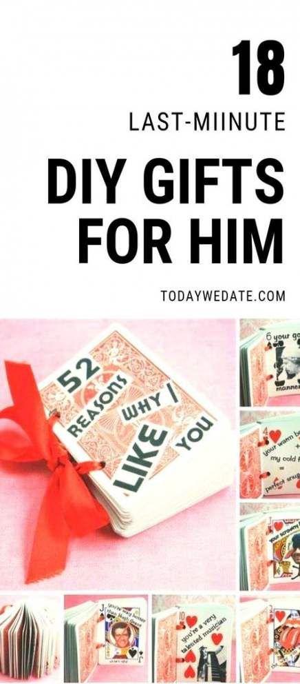 Diy Gifts For Boyfriend Photos For Him 67 Ideas