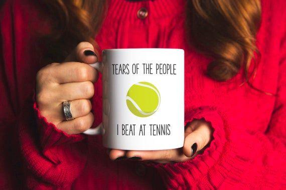 Tennis Gifts Tennis Player Gift Ideas Tennis Coffee Mug Tennis Etsy Tennis Players Gifts Tennis Coach Gift Tennis Gifts