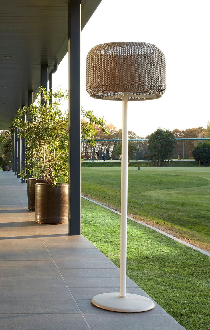 Outdoor modern floor lamp - Fora Floor Lamp