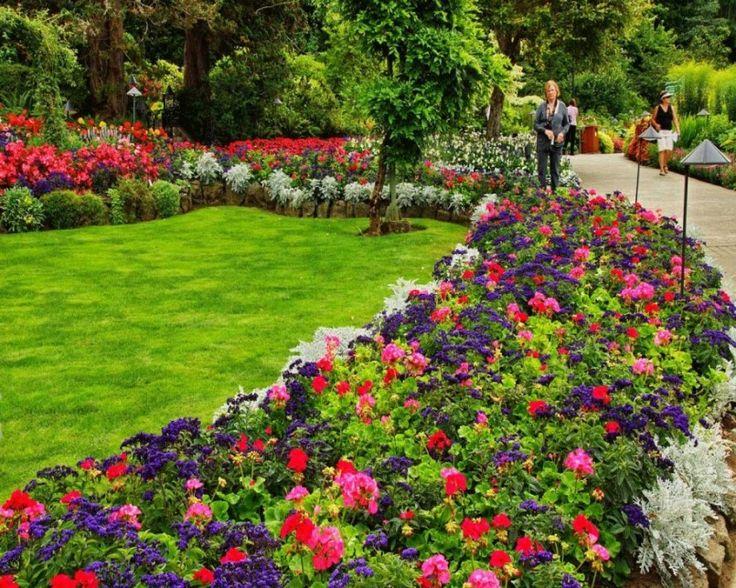 Garden Flower Beds | Homify Garden Design. Homify Garden Design - flower garden designs