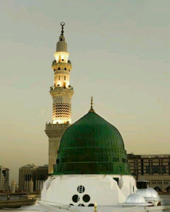 .Madinah Shareef