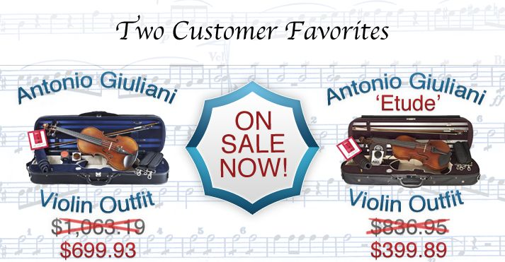 Kennedy violin coupon