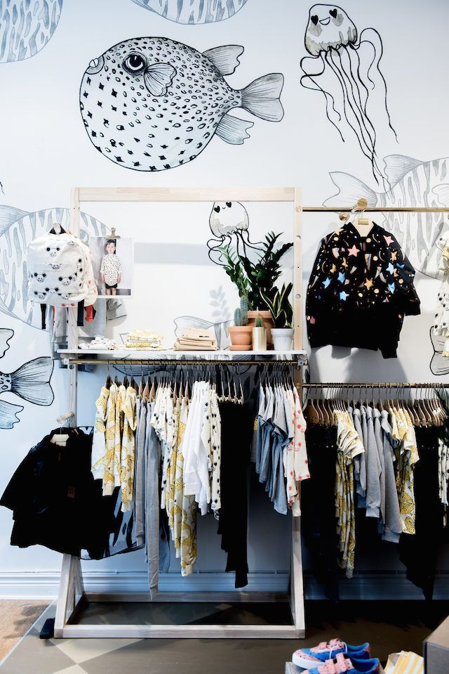 Kids' Shop Mini Rodini in Malmö | My Scandinavian Home