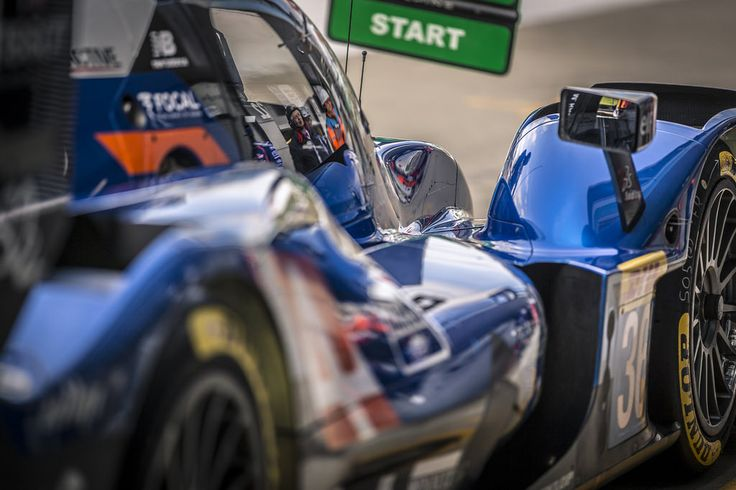 Alpine A470 Gibson team Signatech Alpine Matmut, ambiance during the 2017 FIA WEC World Endurance Championship 6 Hours of Silverstone, England, from April 14 to 16 - Photo Clement Luck / DPPI