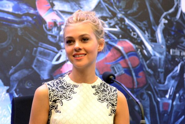 Nicola Peltz attends the press conference for Paramount Pictures' 'Transformers: Age of Extinction' at Copacabana Palace Hotel on July 17, 2014 in Rio de Janeiro, Brazil