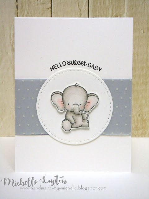 Handmade by Michelle: Fusion: Baby's Room | hello sweet baby