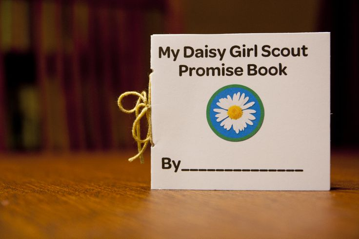 Garden Friends: Girl Scout Promise Practice Pages