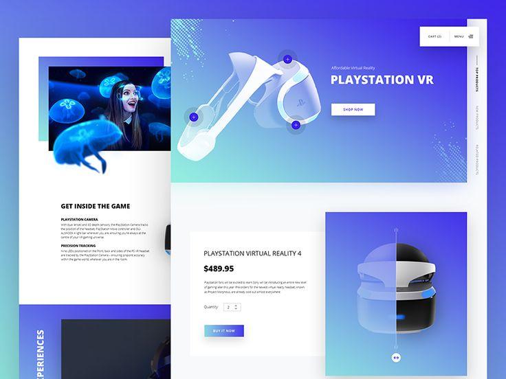 Weekly Inspiration for Designers #105 – Muzli -Design Inspiration