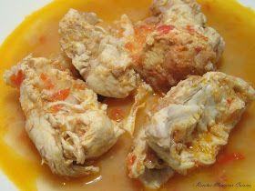 Recetas Monsieur Cuisine: Pollo a la Cola