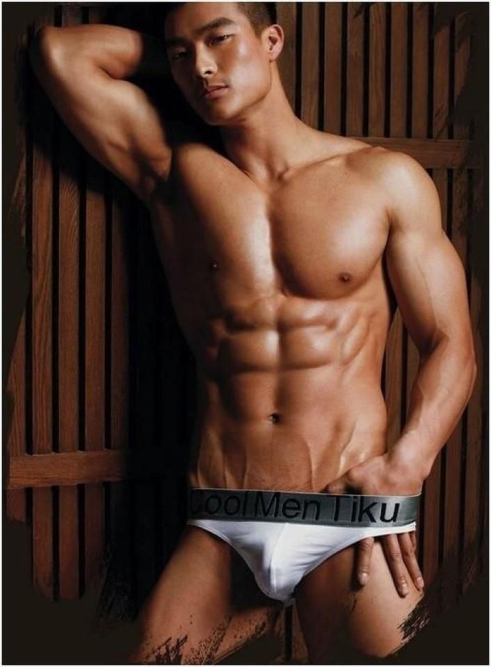 Hot chinese guys