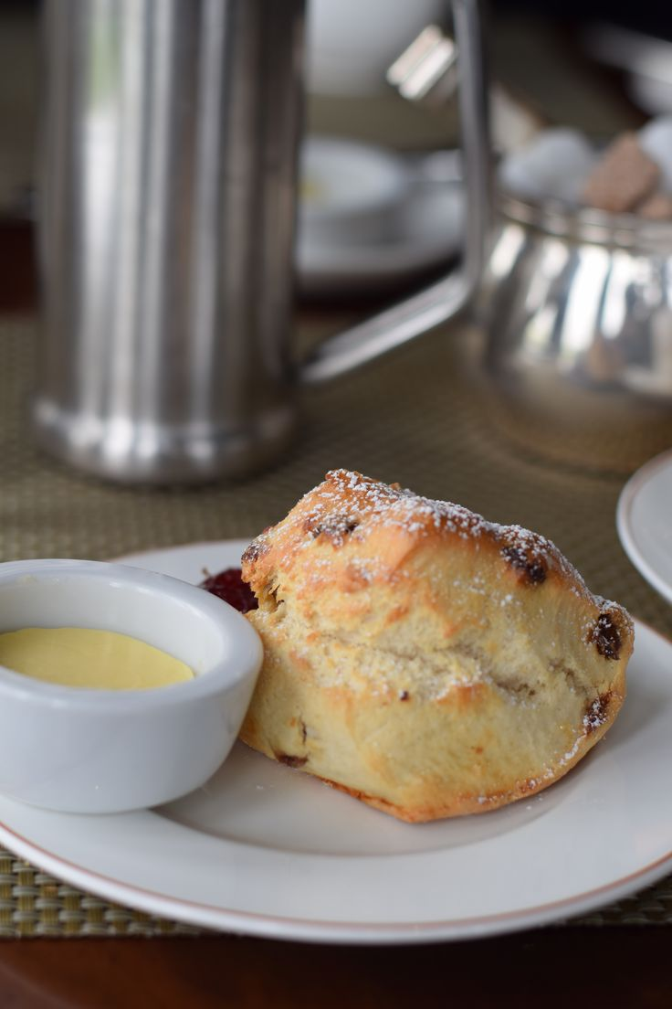 Back to the beginning: Buttermilk scone recipe