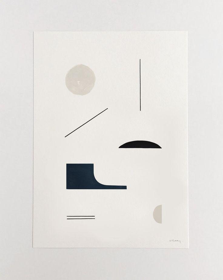 LINE & FORM No.2 / Samantha Totty