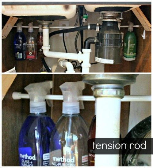 Kitchen Organization From The Dollar Store: 17 Best Images About Organizing Ideas On Pinterest