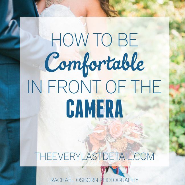 From the editor: I'm excited to have a bit of a double feature for you all today, showcasing a winter wedding look, as well as tips from Rachael Osborn Photography about something I think we all dread- being in front of the camera! I know I'm probably one of the most awkward people in front …