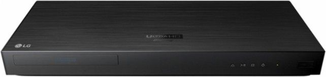 LG UP970 - 4K Ultra HD 3D Wi-Fi Built-In Blu-Ray Player Black UP970 - Best Buy
