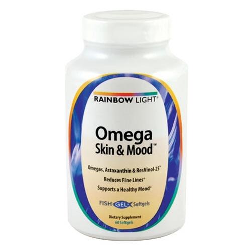 Omega skin and mood