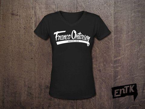 Franco depuis 1615 pour femme – EnTK