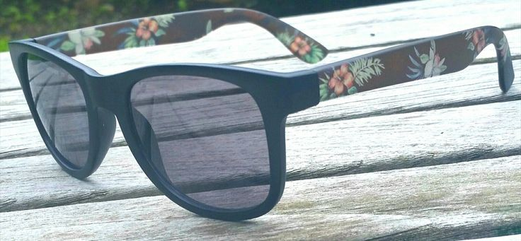Our first #collaboration is here. And it. Is. Awesome!  #CanvasEyewear X Gracious Mfg.  The #Bloom #customsunglasses feature #GraciousMfg's signature #floral print on frost temples paired with a matte black front frame, and your choice of smoke or sunset lenses.  Learn more and get these #custom #sunglasses now: http://www.canvaseyewear.com/2014/08/Canvas-Eyewear-X-Gracious-Mfg  #ColorOutsideTheLines and #StayGracious