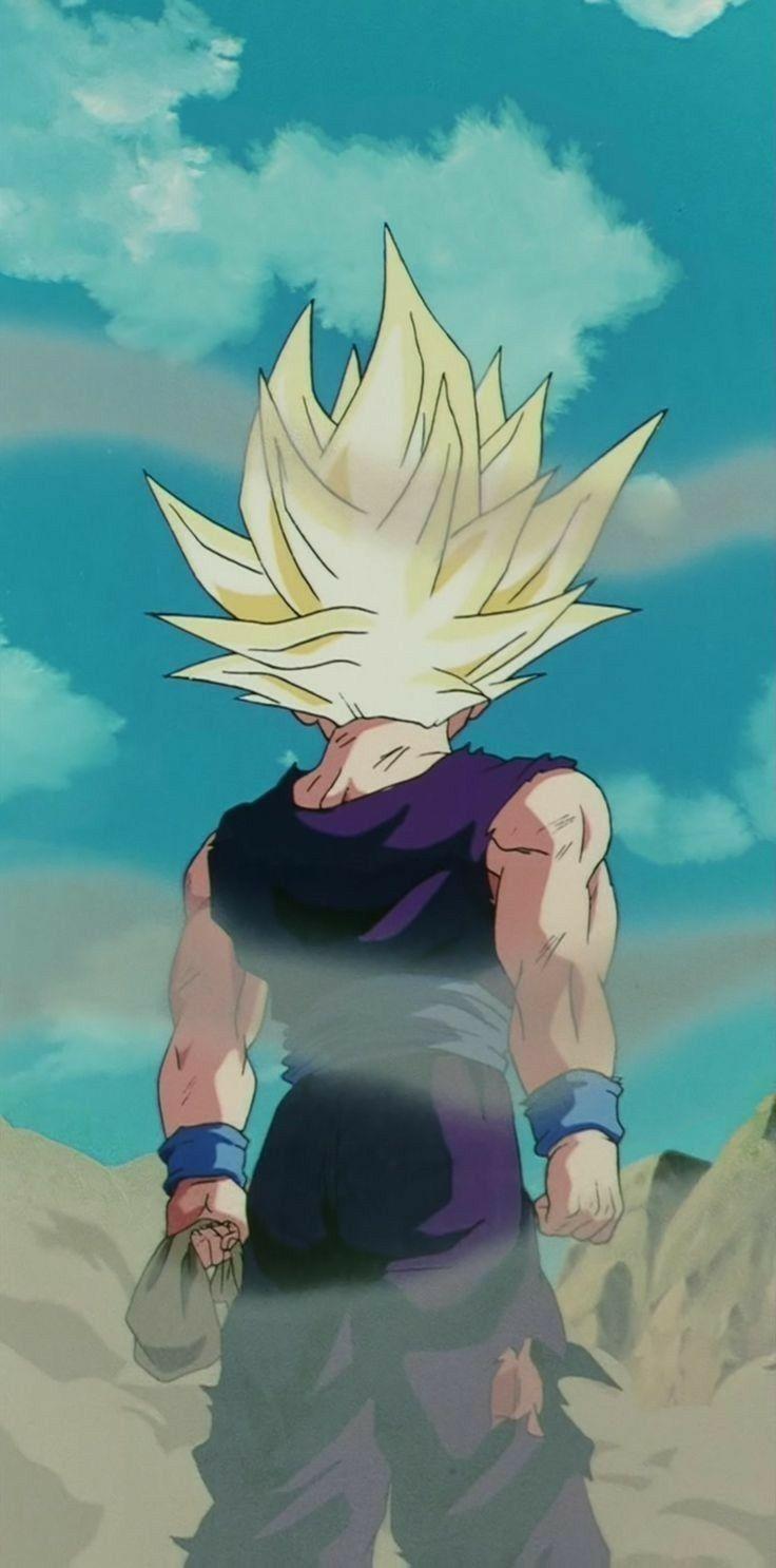 Pin by Isra Meneses on Testigo de Goku   Dragon ball image, Anime ...