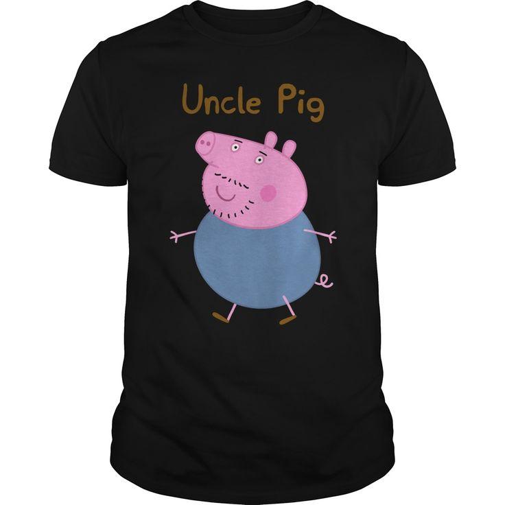 UNCLE PIG PEPPA PIG DADDY PIG