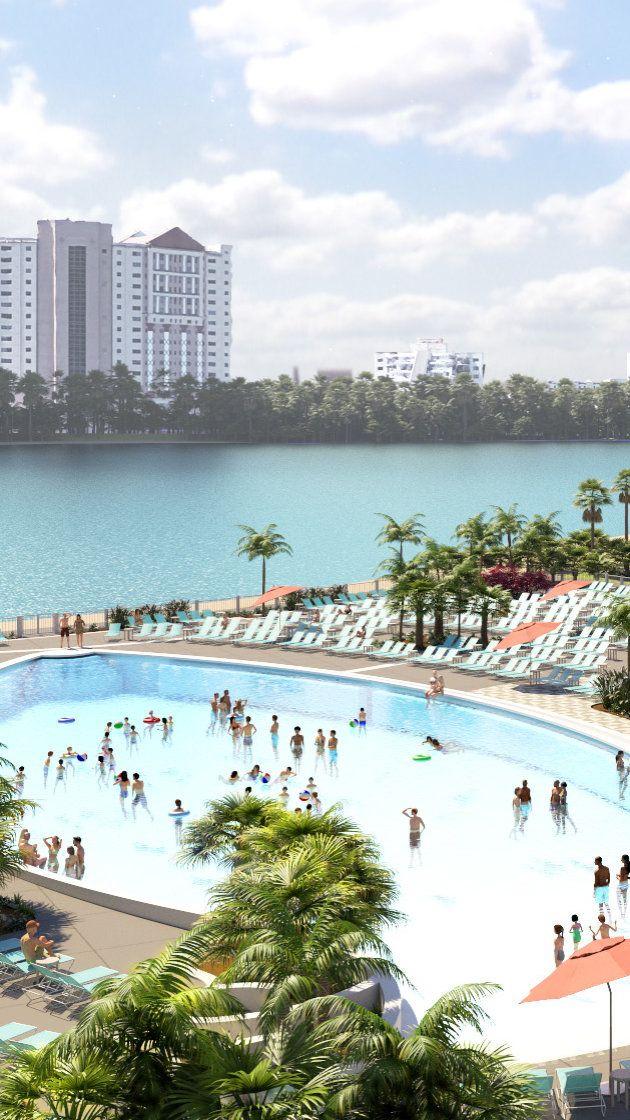 Universal Orlando S New Resort Starts At 73 Night And All