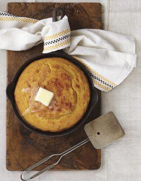 Carla Hall Fondly Recalls Her Grandma's Skillet Cornbread Recipe