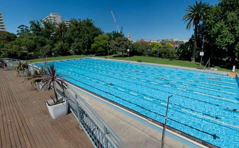Best outdoor pools - melbourne