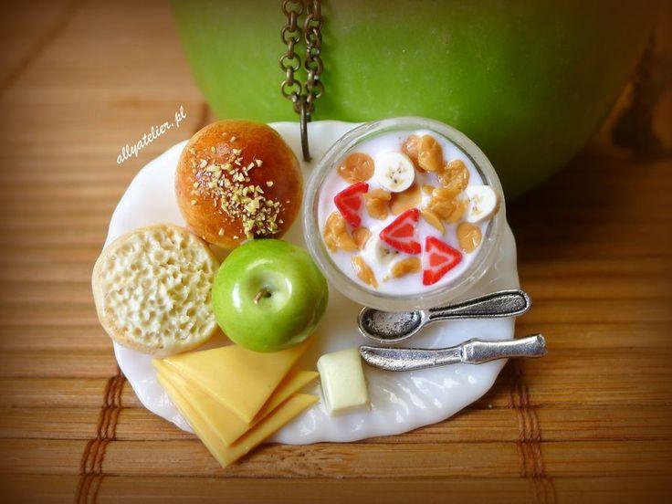 Healthy mini breakfast :-)