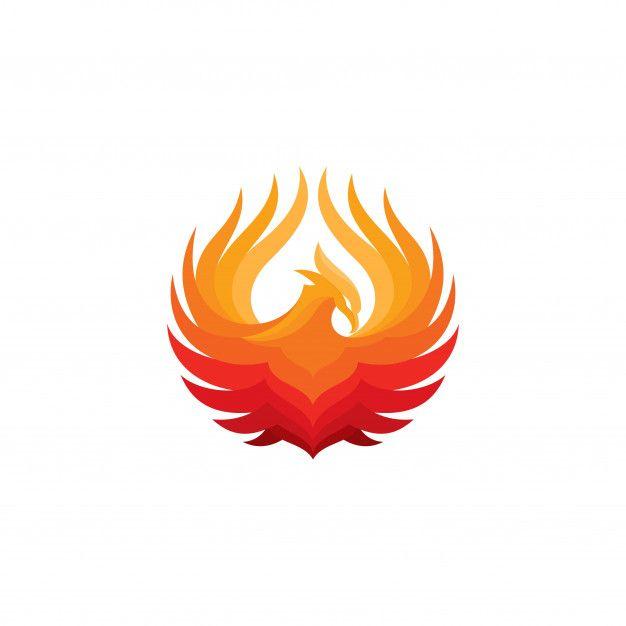 Freepik Graphic Resources For Everyone Bird Logos Phoenix Design Phoenix Vector