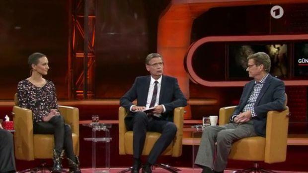 Günther Jauch i njegovi gosti govore o sudbini bolesti leukemije