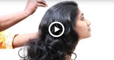 Einfache Alltagsfrisur / Frisur für Uni / Arbeit / Party / Ausgehen / Langes Haar - Haare - # Alltag #Ausgehen #C - #alltagl ...