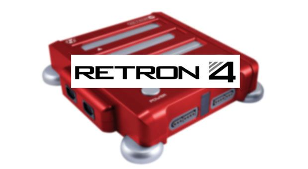 RetroN 4 plays NES, SNES, Genesis and GBA carts, hides its looks (for now)