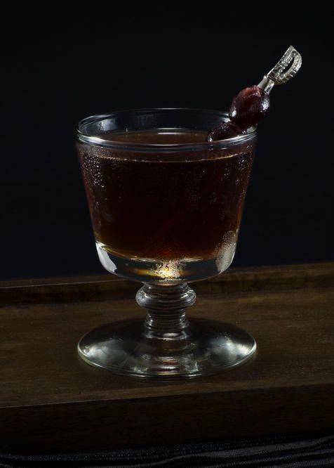 Remember the Maine   Tuxedo no.2   rye, cherry heering, sweet vermouth, absinthe
