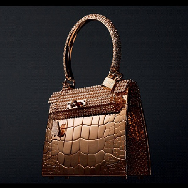 Hermès - Kelly Bag 2,000,000 Dollar
