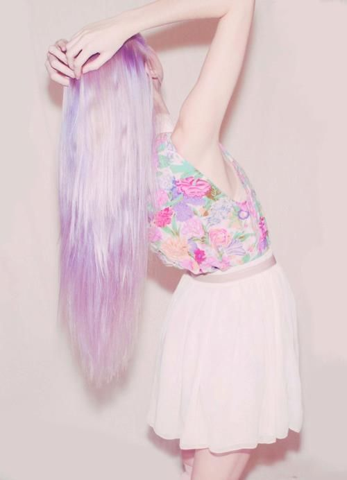 hair + outfit = win
