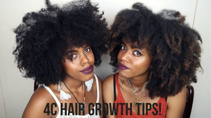 10 TIPS TO GROW 4C HAIR| EASY TIPS | LYDIA & ALMA [Video] - https://blackhairinformation.com/video-gallery/10-tips-grow-4c-hair-easy-tips-lydia-alma-video/