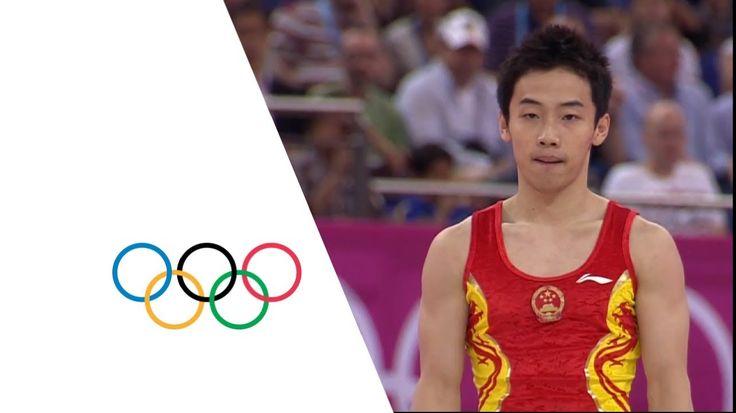 Men's floor exercise final | Olympic Games Rio 2016