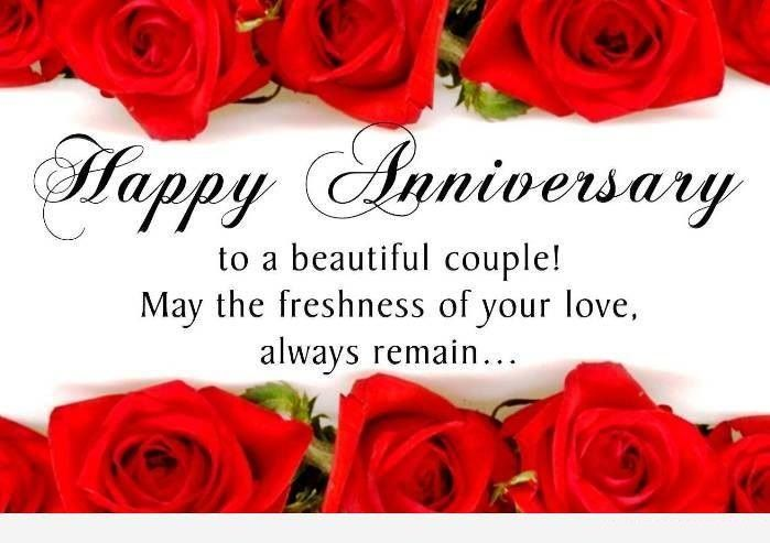 Happy Anniversary Wishes and Quotes