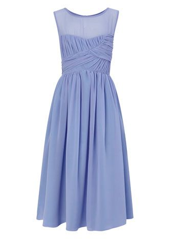 Teen BHS bridesmaid (cornflower blue) - currently out of stock
