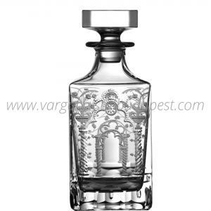 Athens whiskey Decanter 565€