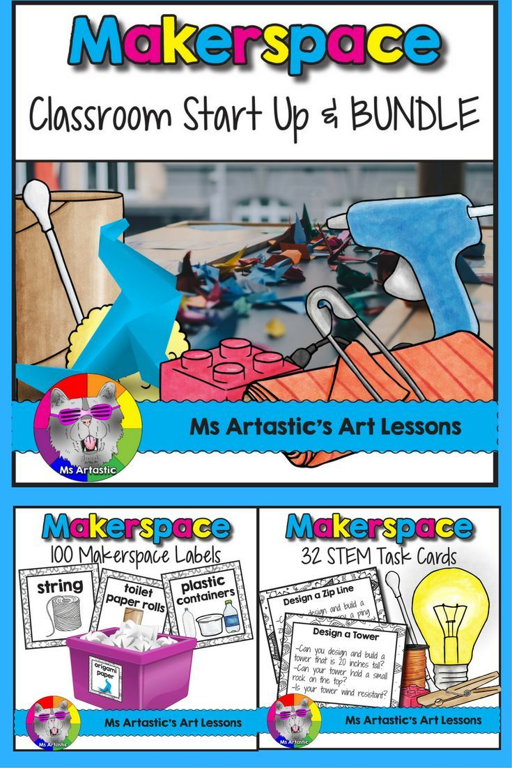 A Makerspace is a collaborative space where students can design and build projects, either for a classroom assignment or as a center. Makerspaces are great for allowing forcreative and critical thinking, andpersonal responsibilityin a school. They allo