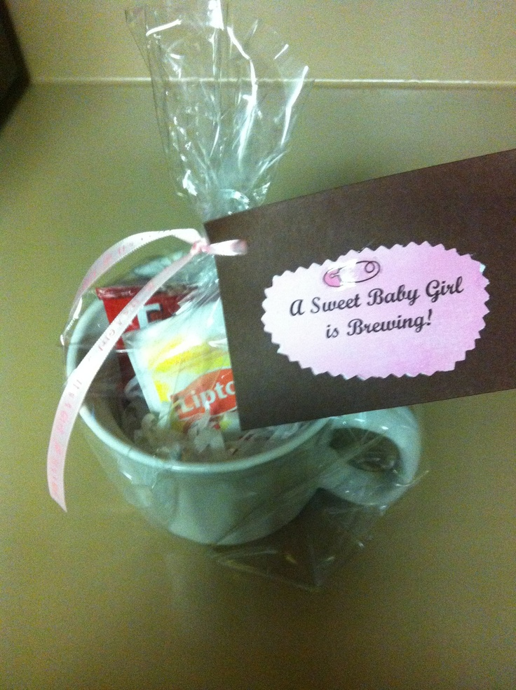 baby shower guest thank you gift my party crafts pinterest thank