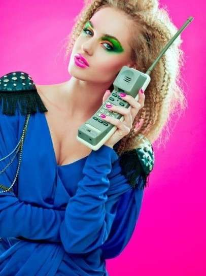 Maquillaje años 80: Fotos tendencias P/V 2014 (41/42) | Ellahoy