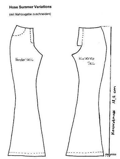 Las chorradikas de Laury: patrones ropa otoño barbie
