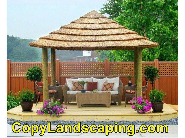 Excellent idea on  Gazebo Kits Lowes002