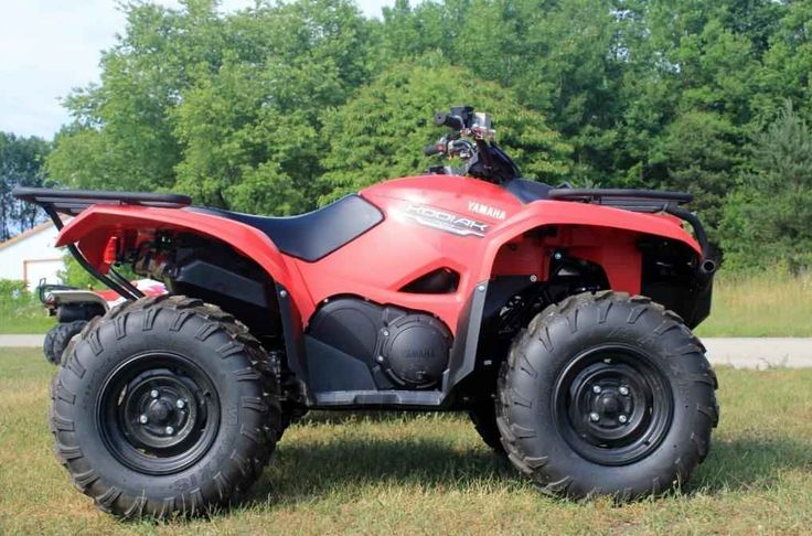 New 2016 Yamaha Kodiak 700 ATVs For Sale in Michigan. 2016 YAMAHA Kodiak 700, Only 1 at this price!This NEW 2016 Yamaha Kodiak 700 Red is a great machine with legendary Yamaha reliability and a tough rugged look. legendary. You know what you are getting when buying a NEW Yamaha and that's a machine that you won't regret buying. For years down the road this Great ATV will get the job done for you. Give us a call today and set up a time to come familiarize yourself with a NEW Yamaha Kodiak…