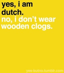 Greetings From Holland: Curiosities...